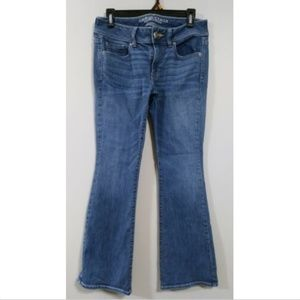 American Eagle Kick Boot Womens Jeans Size 8 Short